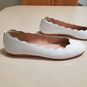 French Sole FS/NY Women's Jigsaw Ballet Flat